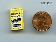 Bag of Sugar 1:12 Scale Dollhouse Miniature Adult Collectable