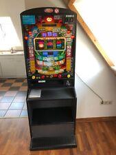 Geldspielautomat Bally Wulff CAIPI, voll funktionsfähig, Topzustand! mit Ständer