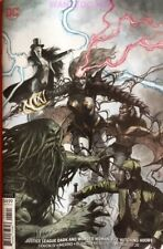JUSTICE LEAGUE DARK & WONDER WOMAN THE WITCHING HOUR #1 VARIANT COVER JLA 2018