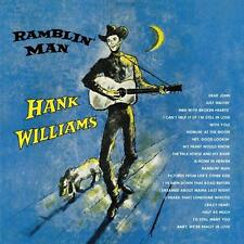 Hank Williams - Ramblin' Man NEW SEALED 180g vinyl - 18 track LP