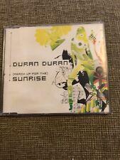 Duran Duran : (Reach Up For The) Sunrise 2004 CD Single