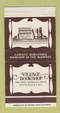 Matchbox - Village Book Shop Columbus OH