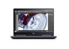 """Dell Precision M7720 7720 17.3"""" HD+ i7-7700HQ 8GB 500GB WX 4130 3Yr Warranty"""