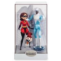 Disney Limited Edition Incredibles 2 Designer Doll Elastigirl Frozone Jack Jack