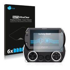 6x Savvies Films protection Ecran pour Sony PSP Go Protecteur