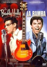 La Bamba Buddy Holly Story 0043396115903 DVD Region 1 P H