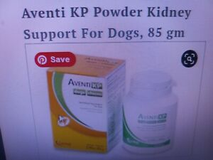 Aventi KP Powder Kidney Support For Dogs, 85 gm we love animals and supply world