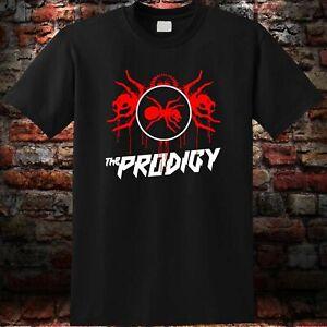 The Prodigy Punk BigBeat Rock Band Clothing Tee Size S-2XL FREE SHIPPING
