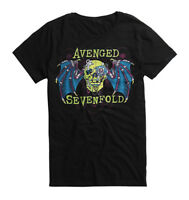 Avenged Sevenfold A7X BIONIC DEATHBAT T-Shirt NWT Authentic & Licensed