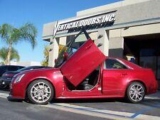 Cadillac CTS V  08 09 10 11 12 13 14 Vertical Doors inc. BOLT ON lambo door kit