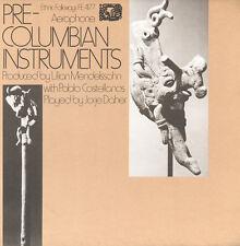 Jorje Daher - Pre-Columbian Instruments of Mexico [New CD]