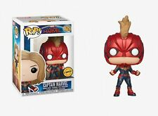 Funko Pop Captain Marvel: Captain Marvel Chase Limited Edition #36341