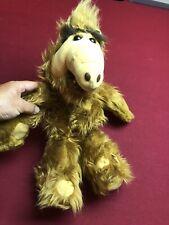 Vintage 1986 Talking Alf Plush Doll Works Original Alien