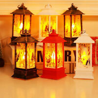 Christmas Candle LED Tea Light Candles Home Christmas Party Decoration Props UK