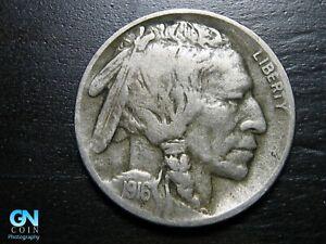 1916 D Buffalo Nickel  --  MAKE US AN OFFER!  #K0211
