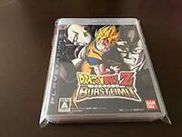 PS3 Dragonball Z Burst Limit PlayStation 3 Japan
