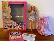 Jewel Secrets Barbie #1737  Skirt Turns into Purse!