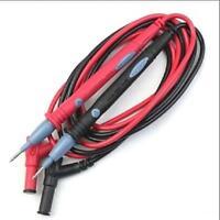 Incredible Universal Digital Multi Meter Test Lead Probe Wire Pen Cable Hot LJ&