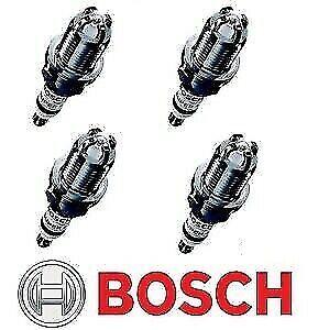 Kit 4 Candele Bosch Super 4 FR78X 0242232502 Mini Cooper Cooper S R50 R52 R53