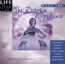 MUSIC  FOR  THE DOLPHIN EXPERIENCE - MEDWYN GOODALL - NEW AGE CD