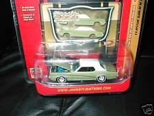 JL classic gold R38 #2 1969 MERCURY COUGAR lime green