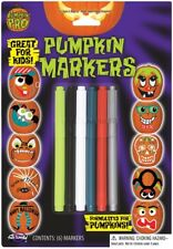 NEW PUMPKIN MARKERS Party Supplies