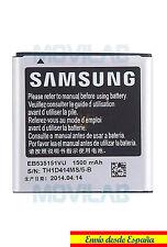 Batería Original Samsung EB575152VU I9000 / I9003 GALAXY S 1500 mAh OEM