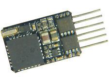 Fleischmann 686101 Decoder 6-polig/Stecker (NEM 651) für Spur H0e + TT + N - NEU