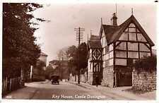P.C The Key House Castle Donington Leicestershire Derby Derbyshire Scarratt R P
