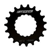 FSA Bosch E Bike Front Chainring  Steel Sprocket WA651 Gen 1+2 18T - Black