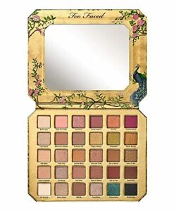 Too Faced NATURAL LUST Naturally Sexy Eye Shadow Palette Full Size New in Box