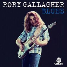 Rory Gallagher Blues CD Box Set New 2019