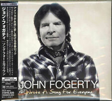 Wrote a Song for Everyone * by John Fogerty (CD, May-2013, Sony Music)