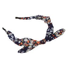 Doux Bandeau de noeud a deux boucles en ruban Accessoire de cheveux pour d M4P8