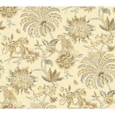York Wallcoverings WL8602 Williamsburg II Braganza Wallpaper FREE shipping