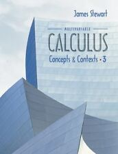 Multivariable Calculus: Concepts and Contexts (with Tools for Enriching Calculu