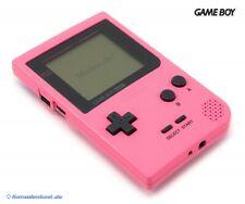 Nintendo GameBoy Pocket - Konsole #pink