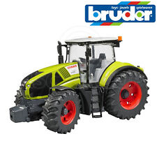 Bruder Toys 03012 Claas Axion 950 Tractor - Working Steering + Hitch 1:16 Scale