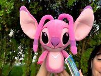 Funko Disney Lilo & Stitch Pink Angle Hot Topic Exclusive Plush Stuffed Animal