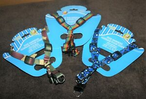 New!  Top Paw   Dog  HARNESS   girth sizes:  XS  Small  Medium  choice color