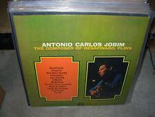 ANTONIO CARLOS JOBIM composer of desafinado plays ( jazz ) australia