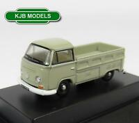 BNIB N GAUGE OXFORD DIECAST 1:148 NVW002 LIGHT GREY VW PICK UP VAN