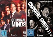 Criminal Minds - Die komplette 10. + 11. Staffel                     | DVD | 444