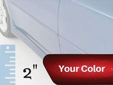 """Painted 2"""" Body Side Moulding Set for Hyundai Elantra Sedan (Factory Finish)"""
