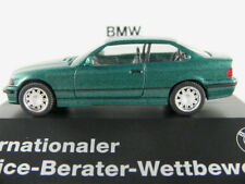 "Herpa 82229417/824 BMW 3er Coupé ""Service-Berater-Wettbewerb"" 1:87/H0 NEU/OVP"