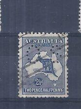 Australia Kangaroo 2 1/2d (GBG020)