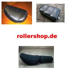 Sitzbank-Bezug für Suzuki LS 650, Handgenäht in Deutschland