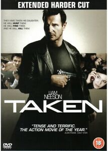 Taken (DVD, 2008)