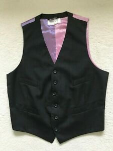 Paul Smith BRITISH COLLECTION Grey Waistcoat RRP £199