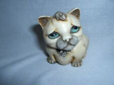 Harmony Kingdom Cat Pot Belly Mouser Figurine 2001 Martin Perry Nice